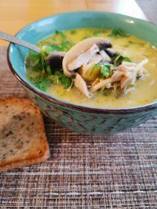 Пилешката супичка на баба!