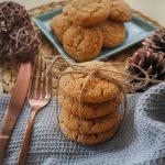 Джинджифилови (gingerbread) бисквитки. Лесна и бърза рецепта.